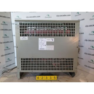 DELTA - TRANSFORMER - 75 KVA - 600 to 600Y/346 - FOR SALE