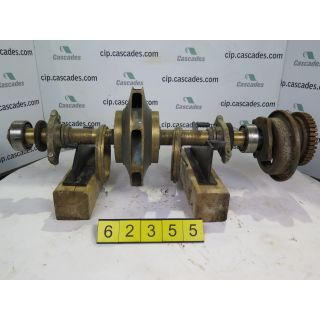 ROTATING ASSEMBLY - CANADA PUMP - 6 SL - 6 x 8 C.P. - C.W.