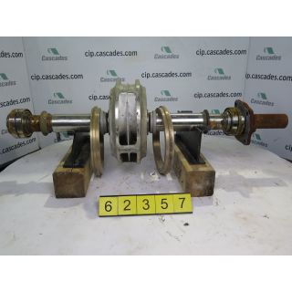 ROTATING ASSEMBLY - CANADA PUMP - 8 SL - SL 10 x 8 - C.C.W. - FOR SALE