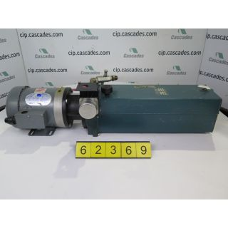HYDRAULIC UNIT - FENNER FLUID POWER - AZ-00025A - USED