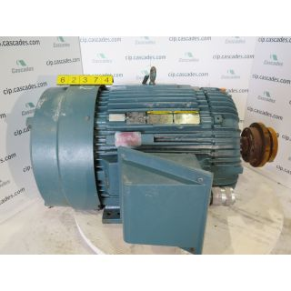 MOTOR - AC - BALDOR - 100 HP - 1188 RPM - 575 VOLTS