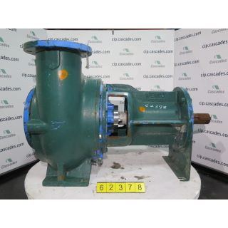 USED - WEMCO - 8 x 10 - 17 - RECESSED IMPELLER PUMP - FOR SALE