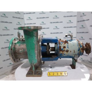 USED PUMP - 6EH159B INGERSOLL RAND - 10 x 6 - 15 - FOR SALE