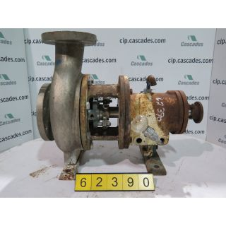 USED GOULDS PUMP 3196 MT - 3 x 4 - 10 - FOR SALE
