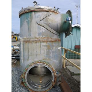 USED PRESSURE SCREEN BIRD CENTRISCREEN MODEL 24 - FOR SALE