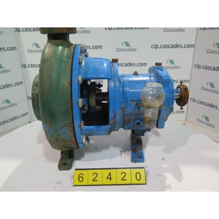 USED PUMP GOULDS 3196 MTX - 1.5 x 3 - 13 - FOR SALE
