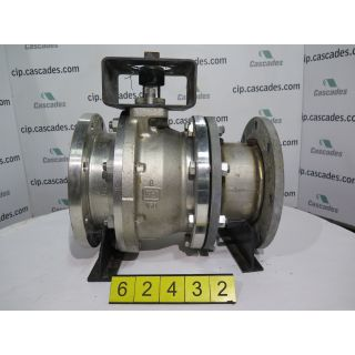 BALL VALVE - NELES JAMESBURY - 8""