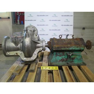 USED PUMP CANADA PUMP 6DS - 8 x 6 - FOR SALE