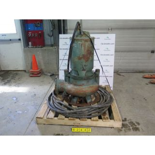 "USED PUMP - SUBMERSIBLE PUMP - AB PUMPEX - TYPE 203 - 8"" - FOR SALE"