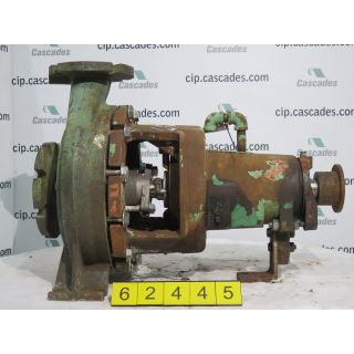 USED WORTHINGTON PUMP - 3FRBH-121 - FOR SALE