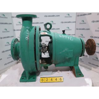 USED GOULDS PUMP 3175 S - 4 x 6 - 18 - FOR SALE