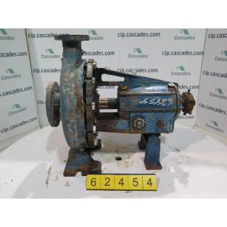 USED ALLIS-CHALMERS PUMP F4B3 516 - FOR SALE - 3 x 1.5 - 11
