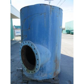 USED SEPARATOR TANK FOR 904 LIQUID RING VACUUM PUMP - FOR SALE