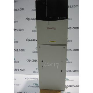 DRIVE AC  60 HP - 575 VOLTS - ALLEN BRADLEY - POWERFLEX 700 - CAT #: 20B E 062 A 0 AYNAND