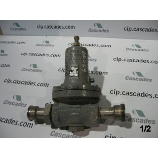 INDUSTRIAL PRESSURE REGULATOR - FISHER CONTROL - 95 SERIES