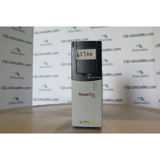 DRIVE - AC - 2 HP - 575 VOLTS - ALLEN BRADLEY - POWERFLEX 700 - CAT #: 20B E 2P7 A 0 AYNAND