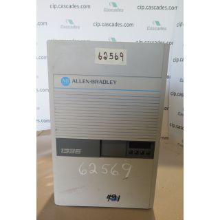 DRIVE - AC - 5 HP - 575 VOLTS - ALLEN BRADLEY - 1336