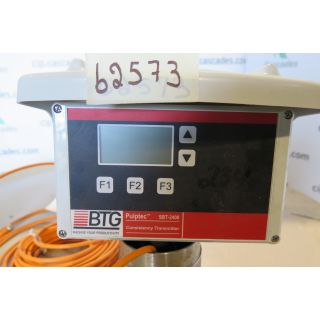 JUNCTION BOX TYPE JCT-1200 - BTG - DISPLAY CONSISTENCY TRANSMITTER FOR PULPTEC SBT-2400