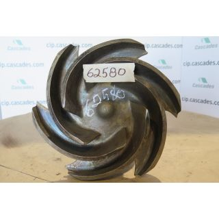 IMPELLER - GOULDS 3196 MT - 4 X 6 - 13 - Item 101 - Parts #: 101-500-1203