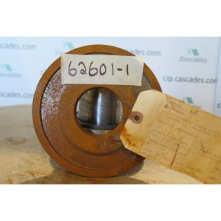 BEARING END PLATE - ALLIS-CHALMERS S