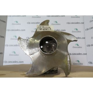 IMPELLER - DURCO MARK II - 3 x 2 - 13