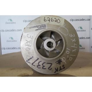 IMPELLER - WORTHINGTON 34 - SVCN - 3 x 10-1/2