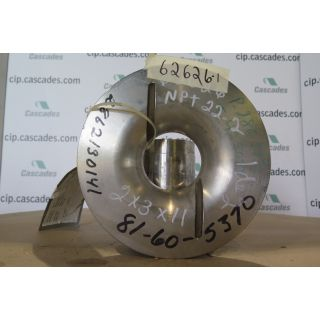 Sideplate AHLSTROM NPT-22-2 - Parts #: 28620001
