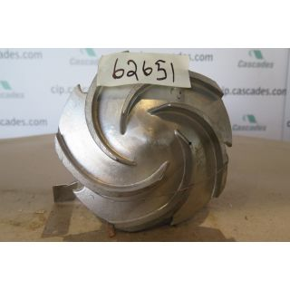 IMPELLER GOULDS 3196 MT - 1.5 X 3 - 10 - Item 101 - Parts #: 100-593-1203