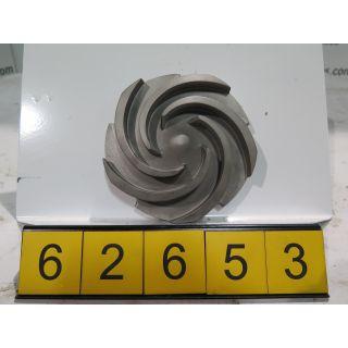 IMPELLER - GOULDS 3196 STX - 1 x 1.5 - 8 - Item 101 - Parts #: 76793-1203