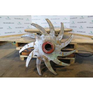 ROTOR - LOWER HOUSING - COMBISORTER - VOITH - SIZE 12