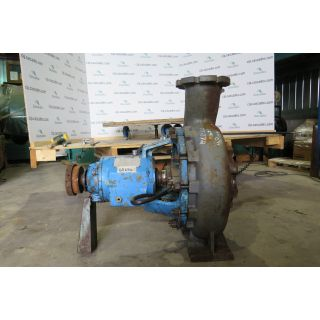 ALLIS-CHALMERS PUMP - PWO A2 - 8 x 6 -17