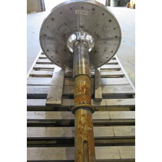SHAFT AND DISC FOR SPROUT-WALDRON REFINER 34""