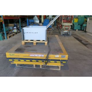 HEAVY DUTY LIFT TABLE - ECONO-LIFT - 4HD 60-80