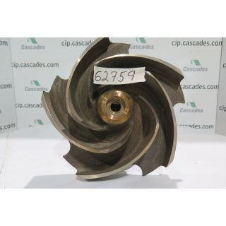 IMPELLER - GOULDS 3175 MT - 6 x 8 - 18 - Item 101 - Parts #: D00128A2-1203