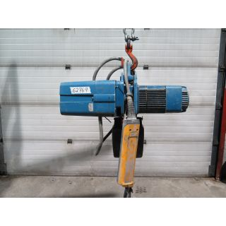 ELECTRIC CHAIN HOIST - 2 TON - DEMAG DKUN 10