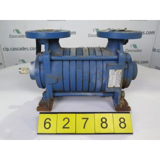 USED HIGH PRESSURE PUMP TRAVAINI - TBH 293/1-C/GH - FOR SALE