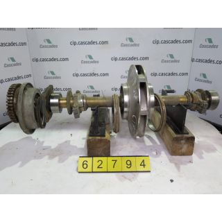 ROTATING ASSEMBLY - CANADA PUMP - 6SL - FOR SALE