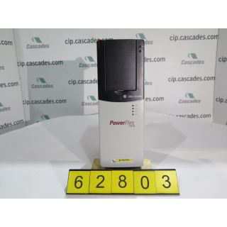 DRIVE - ALLEN BRADLEY - POWER FLEX 700 - 7.5HP