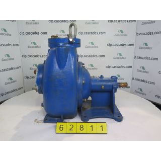 USED SELF PRIMING WATER PUMP - GORMAN-RUPP - 0 SERIES - MODEL: 03F3-B - FOR SALE