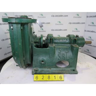 PUMP - ALLIS-CHALMERS - SRL - 3 x 3 - 10 - FOR SALE - STORE SURPLUS