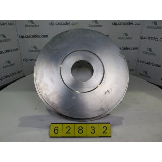 "STUFFING BOX COVER - GOULDS 3175 M - 18"" - Item 184 - Parts #: R254-70-1203 - FOR SALE"