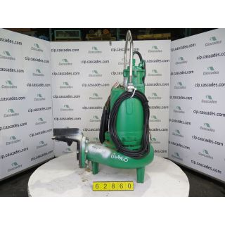 STORE SURPLUS - SUBMERSIBLE PUMP - PENTAIR HYDROMATIC H4H