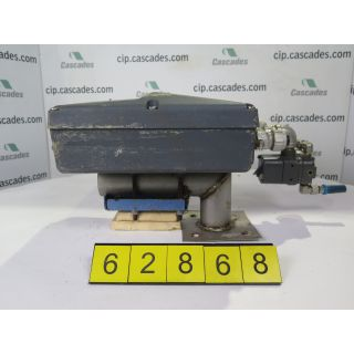 MAGNETIC FLOW TRANSMITTER - FOXBORO - E96P-1 ST.B - USED