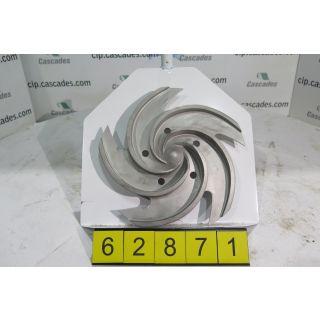 IMPELLER - GOULDS 3196 MTX - 2 x 3 - 13 - Item 101 - Parts #: 100-539-1203