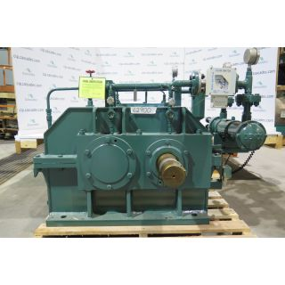 GEAR BOX - HORSBURGH & SCOTT SLPS-320 - 800 HP - RATIO: 2.5 to 1