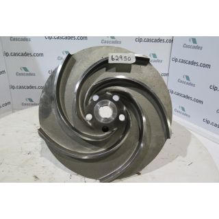 IMPELLER - GOULDS 3180 M - 4 x 6 - 19 - Item 101 - Parts #: C02705A-1203