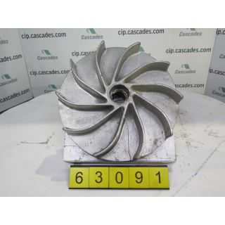 IMPELLER - WEMCO - 4 x 4 x 15 M - FOR SALE
