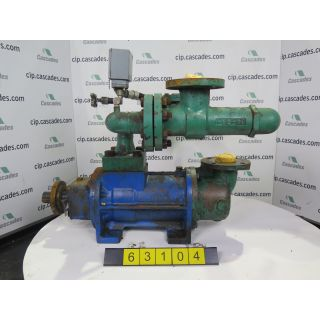 "HYDRAULIC PUMP - IMO G3DB-275 - 3"" - USED"