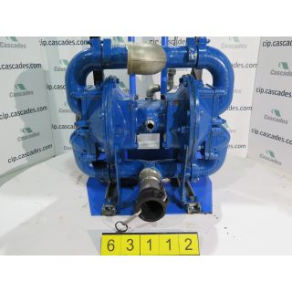USED - DIAPHRAGM PUMP - WARREN RUPP SANDPIPER SA2A - FOR SALE
