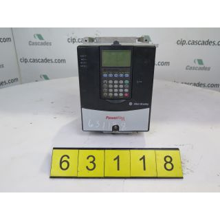 DRIVE - ALLEN BRADLEY - POWER FLEX 70 - 5HP